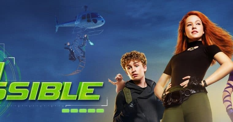 Live Action Kim Possible Review