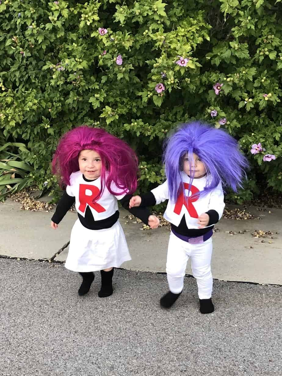 Team Rocket Pokemon Costume DIY, A Complete Step by Step Tutorial