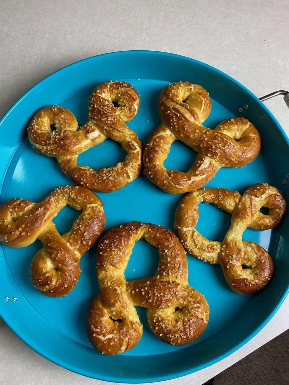 Disneyland Inspired Mickey Pretzel Recipe