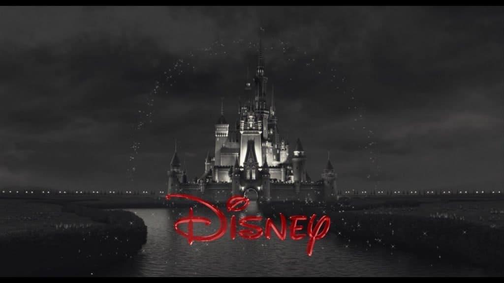 Disney's opening castle logo variant